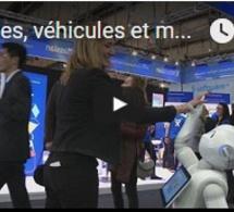 """Drones, véhicules et maisons """"smart"""" : le meilleur du CeBIT 2017"""
