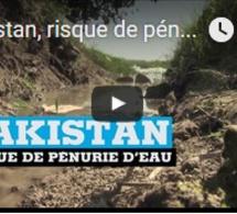 Pakistan, risque de pénurie d'eau
