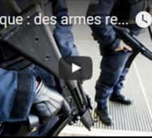 Belgique : des armes retrouvées dans le coffre de la voiture du Français arrêté à Anvers