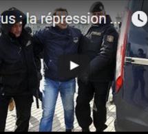 Bélarus : la répression monte d'un cran