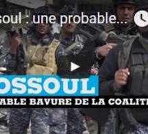 Mossoul : une probable bavure de la coalition