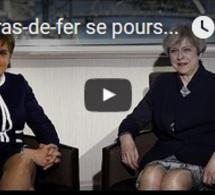 Le bras-de-fer se poursuit entre l'Ecosse et Londres, avant l'activation du Brexit