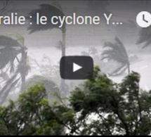 Australie : le cyclone Yasni déferle sur le Queensland