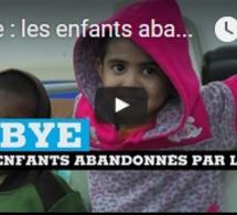 Libye : les enfants abandonnés par le groupe État Islamique