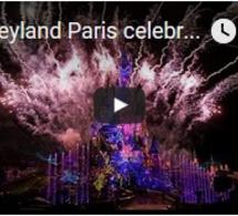 Disneyland Paris célèbre son 25ème anniversaire