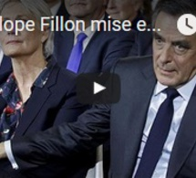 Penelope Fillon mise en examen notamment pour recel de détournement de fonds publics et recel…