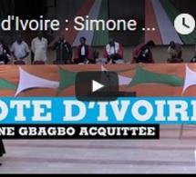 Côte d'Ivoire : Simone Gbagbo acquittée de crimes contre l'humanité