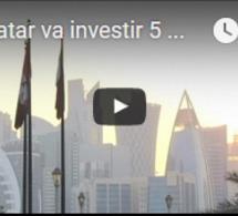 Le Qatar va investir 5 milliards de livres au Royaume-Uni