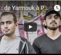 """Syrie : de Yarmouk à Paris, les """"réfugiés du rap"""" racontent la guerre en chansons"""