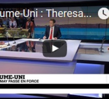 Royaume-Uni : Theresa May passe en force