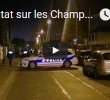 Attentat sur les Champs-Élysées : L'assaillant était visé par une enquête antiterroriste