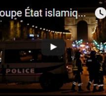Le groupe État islamique revendique la fusillade sur les Champs-Élysées : un policier tué