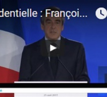Présidentielle : François Fillon, 1er candidat de la droite à ne pas accéder au 2nd tour depuis 1958