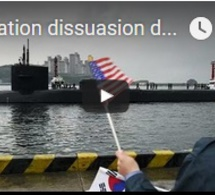 Opération dissuasion des Etats-Unis en Corée