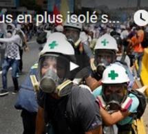 De plus en plus isolé sur la scène internationale, le venezuela quitte l'OEA