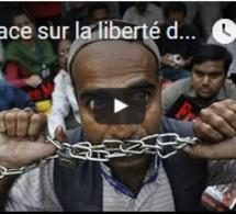 """Menace sur la liberté de la presse, à l'aube """"d'un grand basculement"""""""