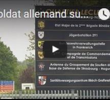 Un soldat allemand suspecté de préparer un attentat