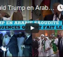 Donald Trump en Arabie saoudite : 4 séquences qui ont fait le buzz