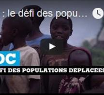 RDC : le défi des populations déplacées
