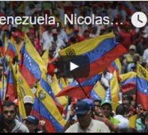 Au Venezuela, Nicolas Maduro lance son projet contesté d'Assemblée constituante