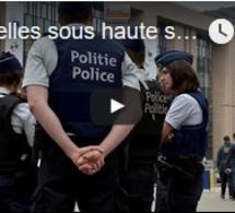 Bruxelles sous haute sécurité pour la venue de Donald Trump