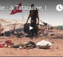 Tunisie : à Tataouine, le sit-in continue après les affrontements de lundi