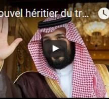Un nouvel héritier du trône en Arabie saoudite
