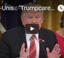 """Etats-Unis : """"Trumpcare"""" divise la majorité républicaine au Sénat"""