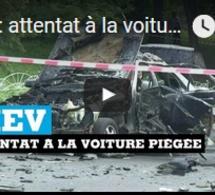 Kiev : attentat à la voiture piégée