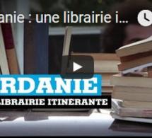 Jordanie : une librairie itinérante