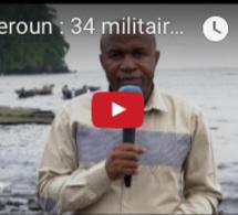 Journal de l'Afrique : Au Cameroun 34 militaires sont portés disparus après le naufrage de leur bateau