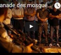 Esplanade des mosquées : la mobilisation des fidèles ne faiblit pas