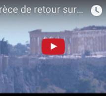 Journal de l'économie : La Grèce de retour sur le marché obligataire