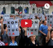 Pologne : le président Duda oppose son véto à la loi contestée sur la réforme judiciaire