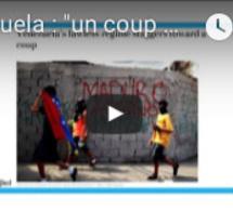"""Revue de presse : Au Venezuela , """"un coup d'État contre le peuple"""""""