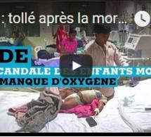 Inde : tollé après la mort d'une soixante d'enfants dans un hôpital