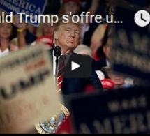 Donald Trump s'offre un bain de foule à Phoenix, en Arizona