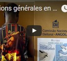 Elections générales en Angola
