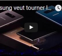 Samsung veut tourner la page du Galaxy Note 7