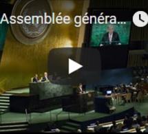 1ère Assemblée générale de l'ONU pour Trump, Macron et Guterres