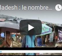 Bangladesh : le nombre de réfugiés rohingyas dépasse les 400 000