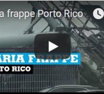 Maria frappe Porto Rico