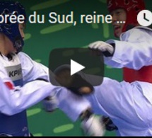 La Corée du Sud, reine du taekwondo aux 5è Jeux AIMAG au Turkménistan