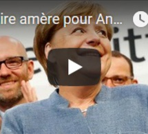 Victoire amère pour Angela Merkel
