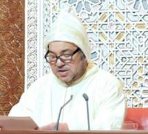 S.M. le Roi Mohammed VI préside l'ouverture de la première session de la 2e année législative