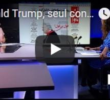 """Donald Trump, seul contre tous après son refus de """"certifier"""" l'accord nucléaire iranien"""