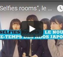 """Les """"Selfies rooms"""", le nouveau passe-temps des ados japonais"""