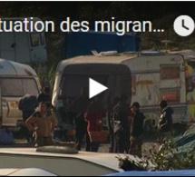 """La situation des migrants à Calais est """"pire qu'avant"""""""