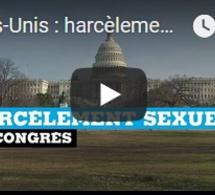 États-Unis : harcèlement sexuel au Congrès