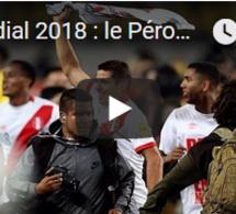 Mondial 2018 : le Pérou, dernier pays à se qualifier